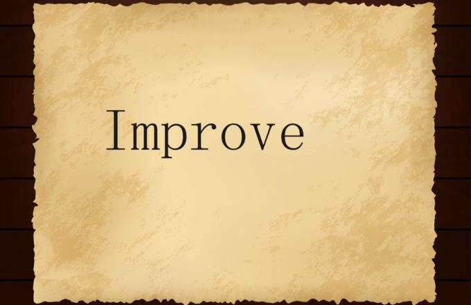 本拠地ギルド:Improve