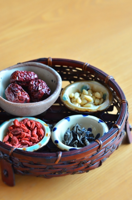 【10月24日】漢方薬膳と陰陽五行のおはなし会